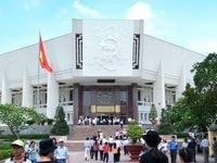 Tiếp nhận tư liệu, hiện vật về Chủ tịch Hồ Chí Minh