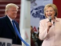 Liên tục gặp rắc rối về tài chính, ông Trump bị bà Clinton bỏ xa