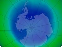 Tầng ozone tại Nam cực đang phục hồi