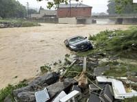 Mỹ: Mưa lũ tại Tây Virginia, ít nhất 20 người thiệt mạng