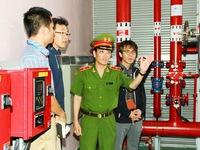 Tổng kiểm tra công tác phòng cháy chữa cháy trên địa bàn TP.HCM