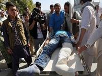 Đánh bom đẫm máu tại Afghanistan, ít nhất 80 người thiệt mạng