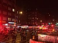 Nổ tại New York: Tìm thấy thiết bị gây nổ trong thùng rác, 29 người bị thương