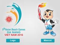 ABG 2016: Ý nghĩa của logo và linh vật Đại hội thể thao bãi biển châu Á lần thứ 5