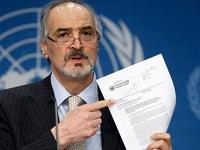 Syria cáo buộc Mỹ muốn phá vỡ lệnh ngừng bắn