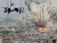 Mỹ: Liên quân có thể đã không kích vào vị trí quân đội Syria