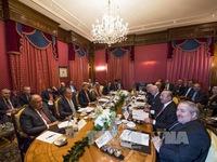 Các bên tham gia hòa đàm về Syria nhất trí kéo dài tiếp xúc