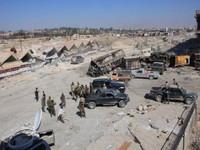 Quân đội Syria đạt bước tiến tại Aleppo
