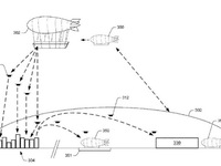 Amazon sẽ xây dựng những nhà kho trên không trung
