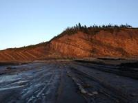 Vách đá Joggins - Nơi duy nhất lưu trữ hóa thạch nguyên vẹn