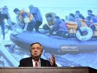 Antonio Guterres - Anh hùng của những người tị nạn trên thế giới