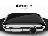 Apple Watch 2 sẽ được trang bị màn hình Micro LED