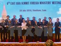 Kết thúc tuần Hội nghị Bộ trưởng Ngoại giao ASEAN
