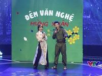 Giai điệu tự hào: Nhật Thủy và Đinh Mạnh Ninh ngọt ngào với 'Tình ca mùa xuân'