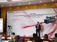 Sony HXR-NX5R - Giải pháp mới cho sản xuất các chương trình gọn nhẹ