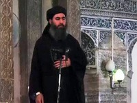 Thủ lĩnh IS tuyên bố không rút khỏi Mosul