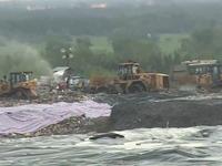 TP.HCM kiểm tra lượng nước rỉ rác tại khu Đa Phước