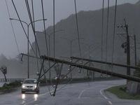 Sau siêu bão Meranti, Đài Loan (Trung Quốc) lại ứng phó bão Malakas