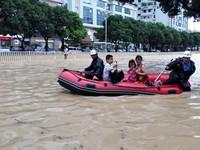 Lở đất do bão Megi ở Trung Quốc, 27 người mất tích