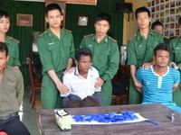 Quảng Trị: Bắt giữ 3 đối tượng vận chuyển 4.000 viên ma túy