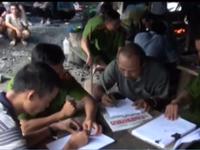 Quảng Nam truy quét các điểm khai thác vàng trái phép