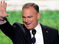 Đại hội đảng Dân chủ đề cử ứng cử viên Phó Tổng thống Mỹ