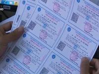 Cấp thẻ BHYT cho nạn nhân da cam/dioxin tại Hậu Giang