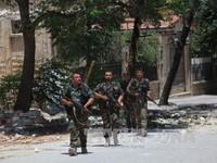 Quân đội Syria tuyên bố lệnh ngừng bắn 72 giờ trên toàn quốc