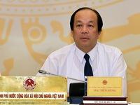 Tiếp tục làm rõ sai phạm trong việc bổ nhiệm cán bộ ở Bộ Công Thương