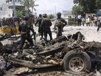 Đánh bom ở cảng biển lớn nhất Somalia, 29 người thiệt mạng
