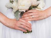 Những mẫu móng tay hoàn hảo dành cho cô dâu