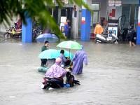 Vì sao thành phố Huế bất ngờ ngập nặng?
