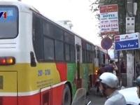Khai trương xe bus chất lượng cao đến sân bay Nội Bài