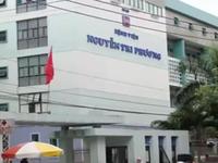 Sai phạm tài chính hàng trăm tỷ tại Bệnh viện Nguyễn Tri Phương, TP.HCM