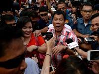 Tỷ lệ ủng hộ Tổng thống Philippines cao ngất ngưởng