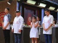Vua đầu bếp nhí: 'Song Hải' chiếm ưu thế, 'công chúa thỏ' lọt top nguy hiểm