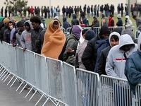 Đóng cửa Calais, người tị nạn ngập tràn đường phố Paris