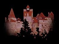 Ngủ trong lâu đài ma Dracula trong đêm Halloween