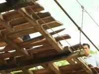 """Sơn La: Cầu treo xuống cấp - """"Cái bẫy"""" trong mùa mưa bão"""