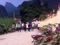 Vụ giết người, chặt xác tại Cao Bằng: Tìm thấy phần thi thể còn lại