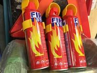 Khả năng nổ bình chữa cháy trong xe ô tô là vô cùng hy hữu