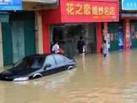Ít nhất 150 người thiệt mạng do mưa lũ tại Trung Quốc