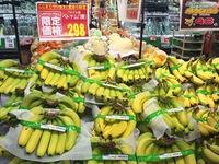 Chuối của Việt Nam tiếp tục mở rộng thị trường tại Nhật Bản