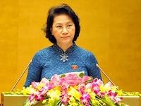 Quốc hội hoan nghênh sự nghiêm túc, cầu thị, trách nhiệm trong việc trả lời chất vấn