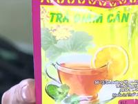 Chất gây nghiện cỏ Mỹ gắn mác... trà giảm cân