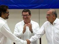 Colombia mở cuộc đàm phán quốc gia mới với FARC