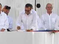 Colombia và FARC ký kết thỏa thuận ngừng bắn lịch sử
