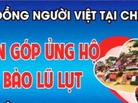 Cộng đồng người Việt ở nước ngoài hướng về miền Trung