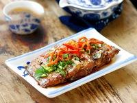 Giản dị ngon cơm với món cá kho tương bần Hưng Yên