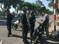 CSCĐ Hà Nội không được phép dừng xe vi phạm không đội mũ bảo hiểm từ 2/9